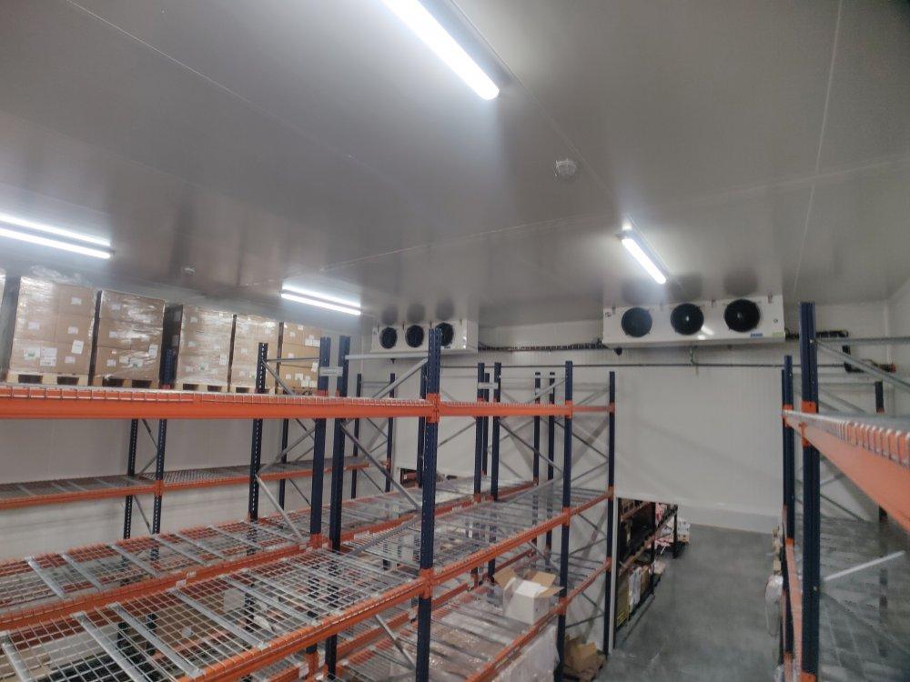 chambre froide positive +2°C / +8°C température contrôlée supply chain pharmaceutique en région Lyonnaise