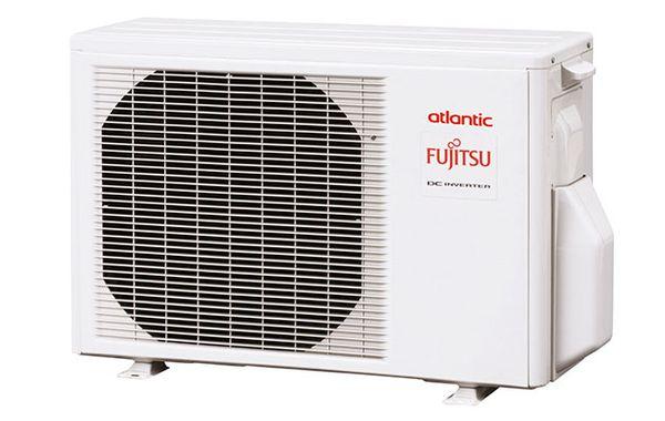 Groupe de climatisation réversible ATLANTIC FUJITSU