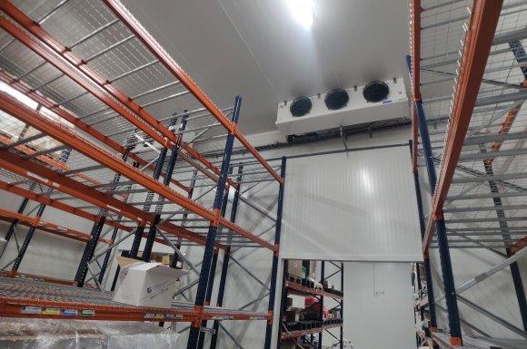 chambre froide température positve évaporateurs performants +2°C / +8°C RHONE